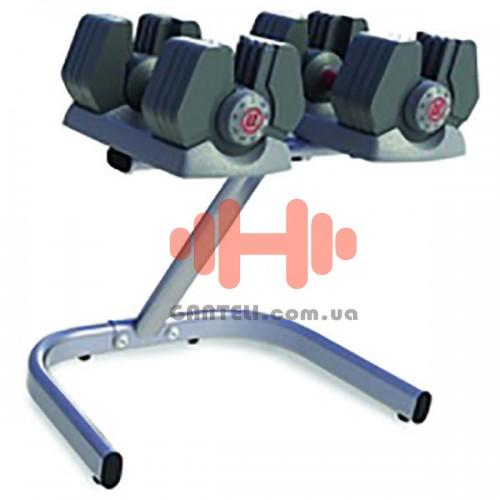 Наборные гантели Universal Power-Pak 2-20 кг. (со стойкой), код: UV-445