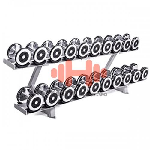 Гантельный ряд Eleiko Pro 6 пар (10-20 кг.), art: 3001963-0XX