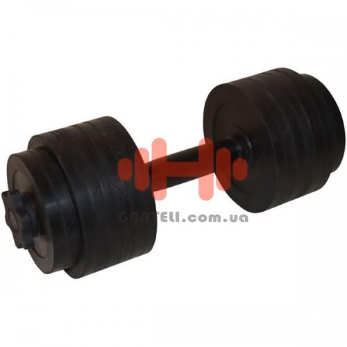 Гантель CrossGym 23 кг, код: A00308