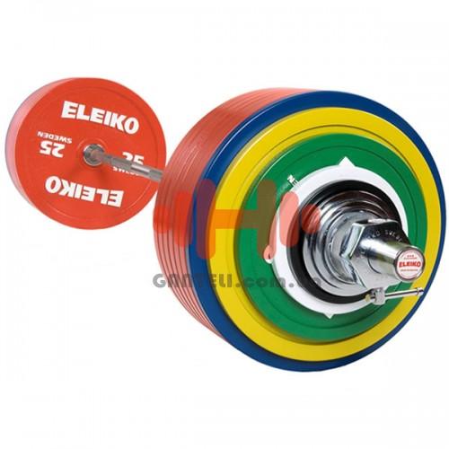 Штанга Eleiko тренировочная для пауэрлифтинга 435 кг. (железо), код: 3002314