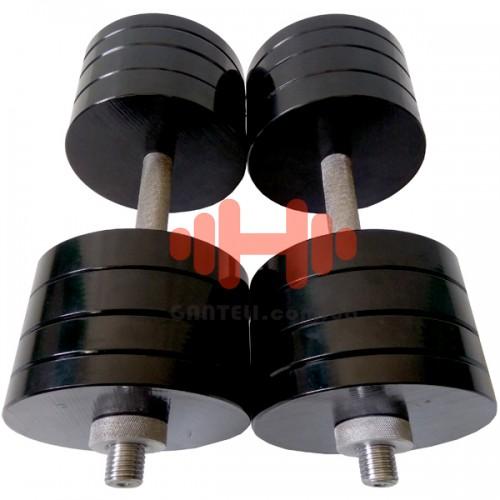 Гантель CrossGym 36 кг (пара), код: SG36