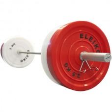 Штанга Eleiko техническая 20 кг., код: 197-0200