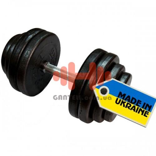Гантель регулируемая Newt 32 кг., код: TI-968-745-30-1
